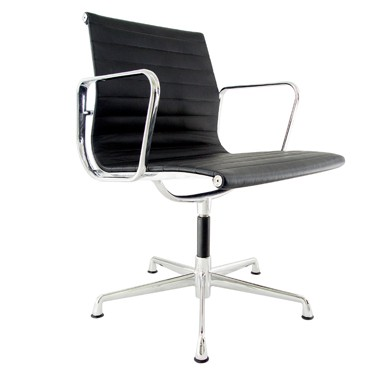 Eames style office chairs Bent Plywood Eames Style Office Chair Low Back With Armrest Homey Homey Eames Style Office Chair Low Back With Armrest Chairs