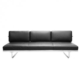 LC5 3-Seater Sofa Full Italian A+ Leather