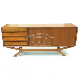 retro 175 danish open tv cabinet-Mini