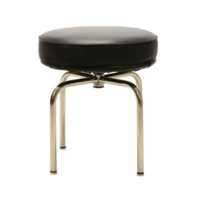 LC8 Swivel Stool Full Italian A+ Leather