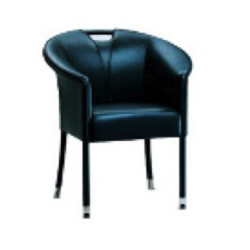 Auretta Armchair Full Italian A+ Leather