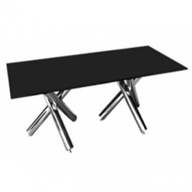 Rectangular Tripod Dining Table
