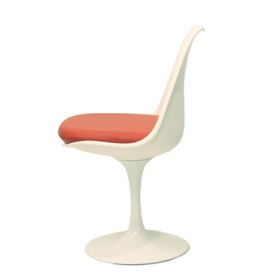Tulip Side Chair-Italian A+ Leather
