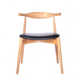 CH20 Elbow Chair-Full Italian A+ Leather