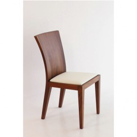 'FEI'walnut chair