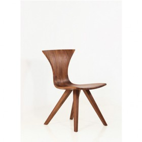 'TA'walnut chair