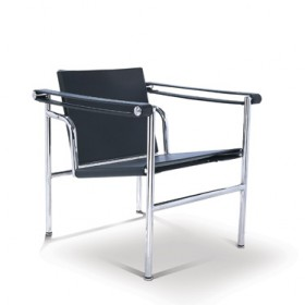 Bertoia Style Diamond Chair  Full Italian A+ Leather