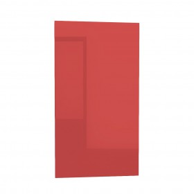 Glass Radiant Panel 1100*600 Red