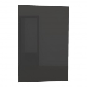 Glass Radiant Panel 1200*800 Black