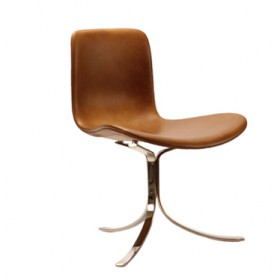 PK9 Chair Full Waxy Leather