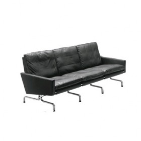 PK31 3-Seater Sofa Full Italian A+ Leather