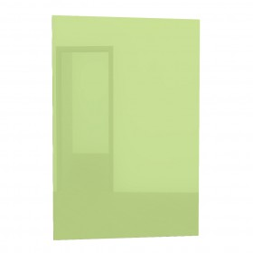 Glass Radiant Panel 1200*800 Yellow Green