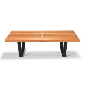 Nelson bench (2 seater)