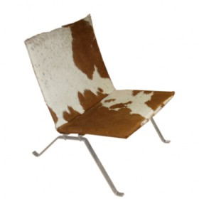 PK22 Chair Pony Leather